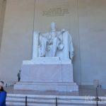 【ワシントンDC】リンカーン記念館と各種モニュメントを徒歩で巡る