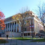 【ボストン】ハーバード大学&MITの行き方と見どころ紹介。