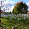 【ワシントンDC】あのケネディ大統領も眠る…アーリントン国立墓地へ。