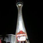 ラスベガスの夜景ならここ。ストラトスフィアタワーに登ろう(クレイジーすぎる絶叫ライドも!)