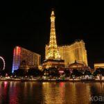 【ラスベガス】ストリップの豪華&個性派ホテルを紹介。ホテル巡りで疑似世界一周体験。