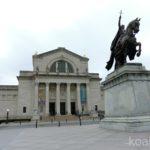セントルイス美術館の見どころを紹介。モネやゴッホなどの名画が多数。