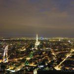 【パリ】エッフェル塔を美しく見るためには。おすすめ夜景スポットはモンパルナスタワーとシャイヨー宮!