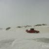 【ニューメキシコ】一面真っ白の砂嵐、遭難の危機だった『ホワイトサンズ国定公園』体験記。