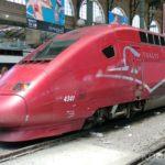 パリ~ブリュッセル間を高速鉄道タリスで移動!チケット購入方法&乗ってみた感想。