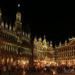 【ブリュッセル】世界で最も美しい広場・世界遺産グランプラスを徹底解剖!行き方や見どころを紹介。