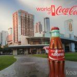 【アトランタ】コカ・コーラ発祥の地、ワールド・オブ・コカ・コーラに行ってきた。